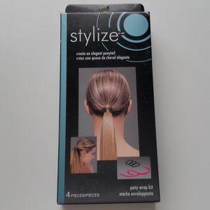 Stylize Pony Tail Wrap Kit